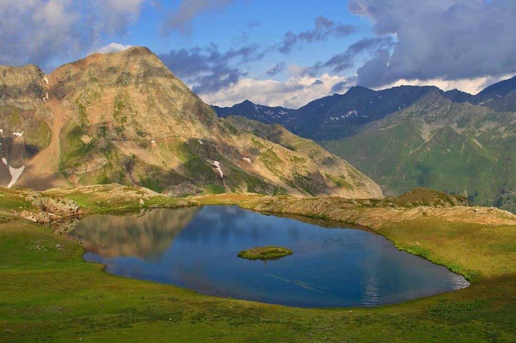 хмелевские озера вертолет