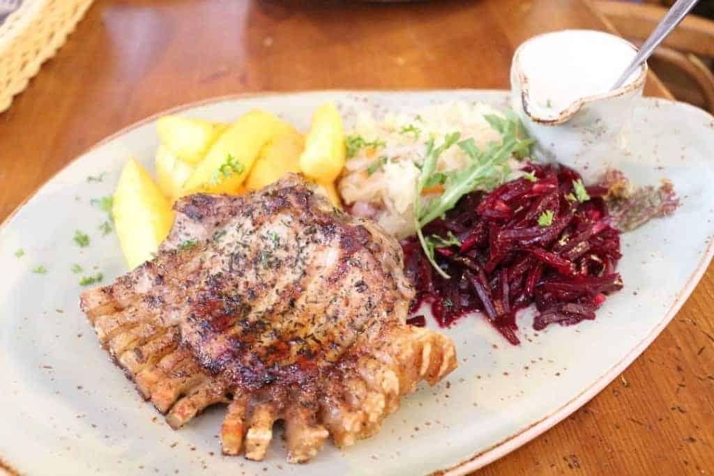 Food in Karlovy Vary