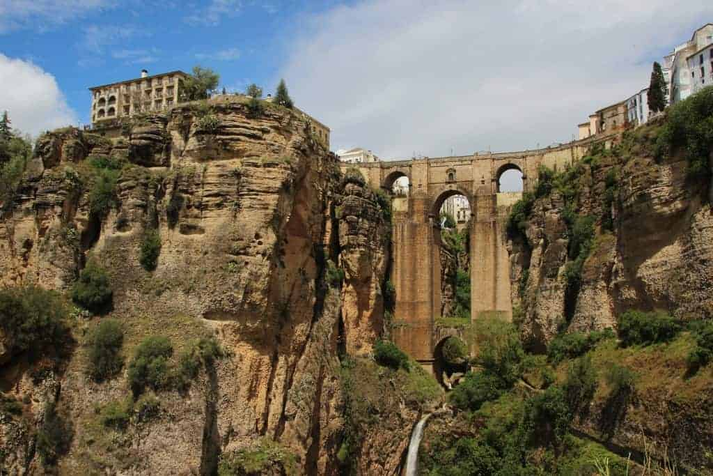 regions Spain Ronda