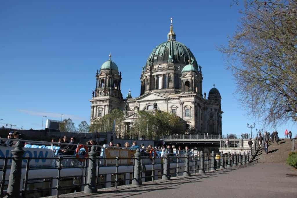 the cathedral berlin dom