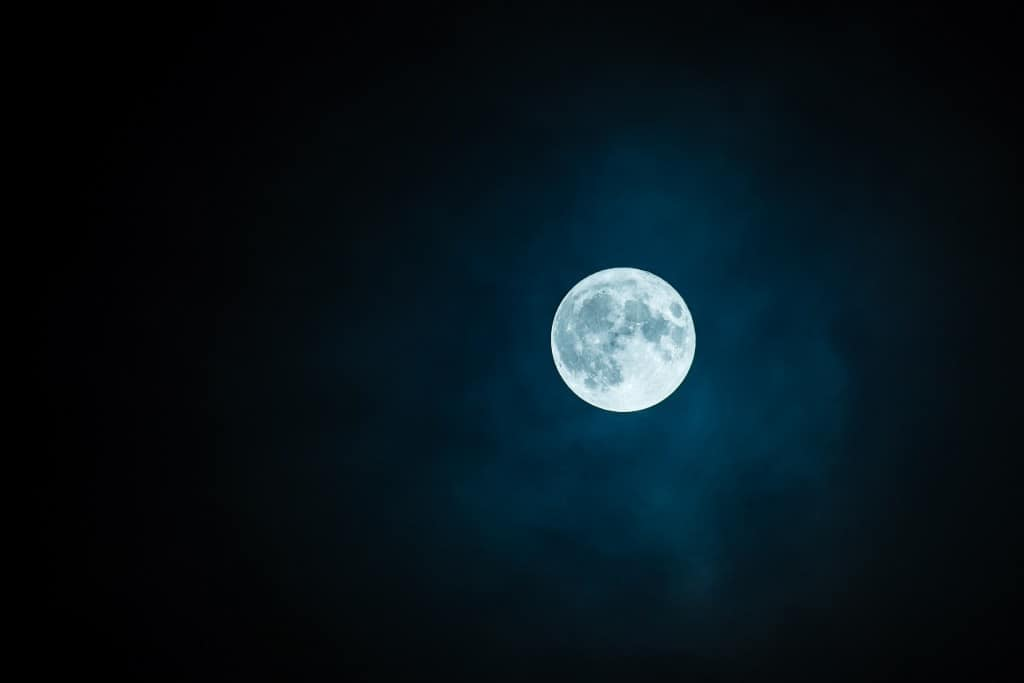 Fun facts on India: the moon