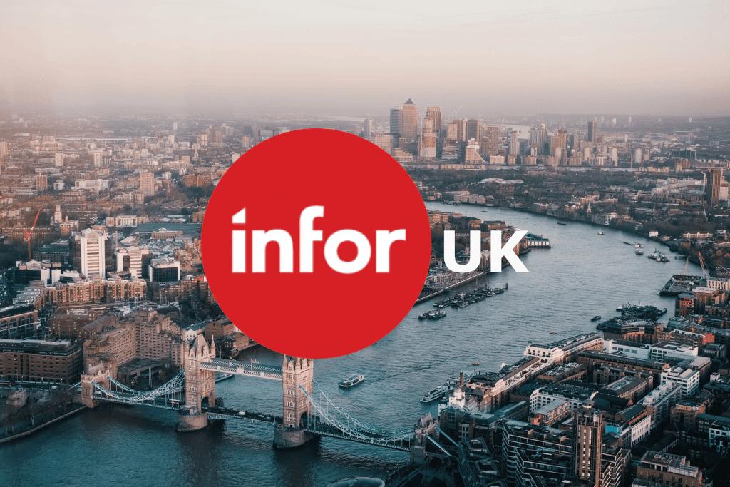 London Skyline Infor CRM