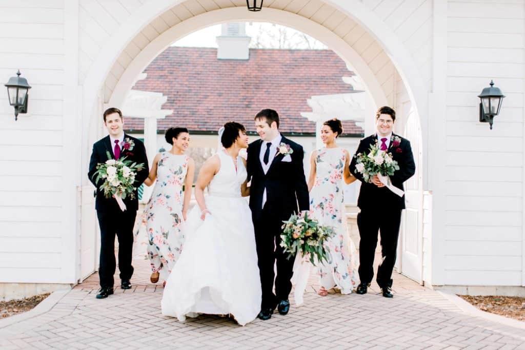 Danada House wedding, corona virus wedding, covid 19 wedding