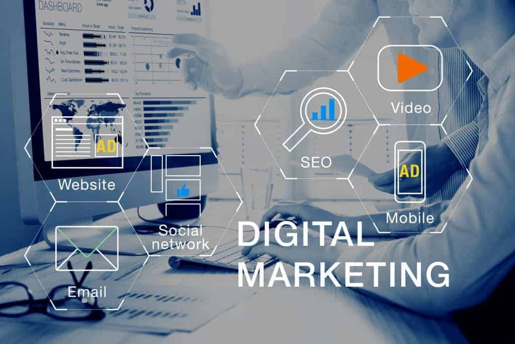 Digital marketing DWT Digital
