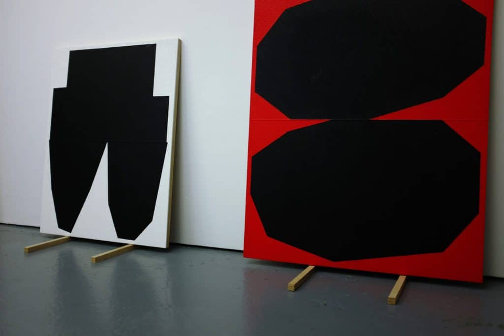 artworks by Wall