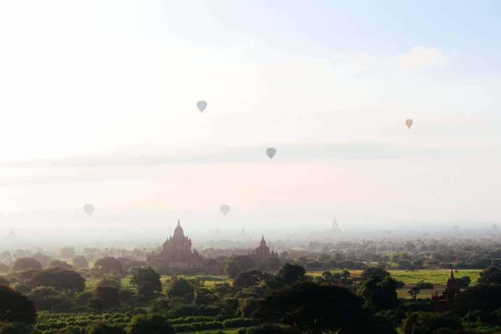 Old Bagan, Myanmar (Burma)