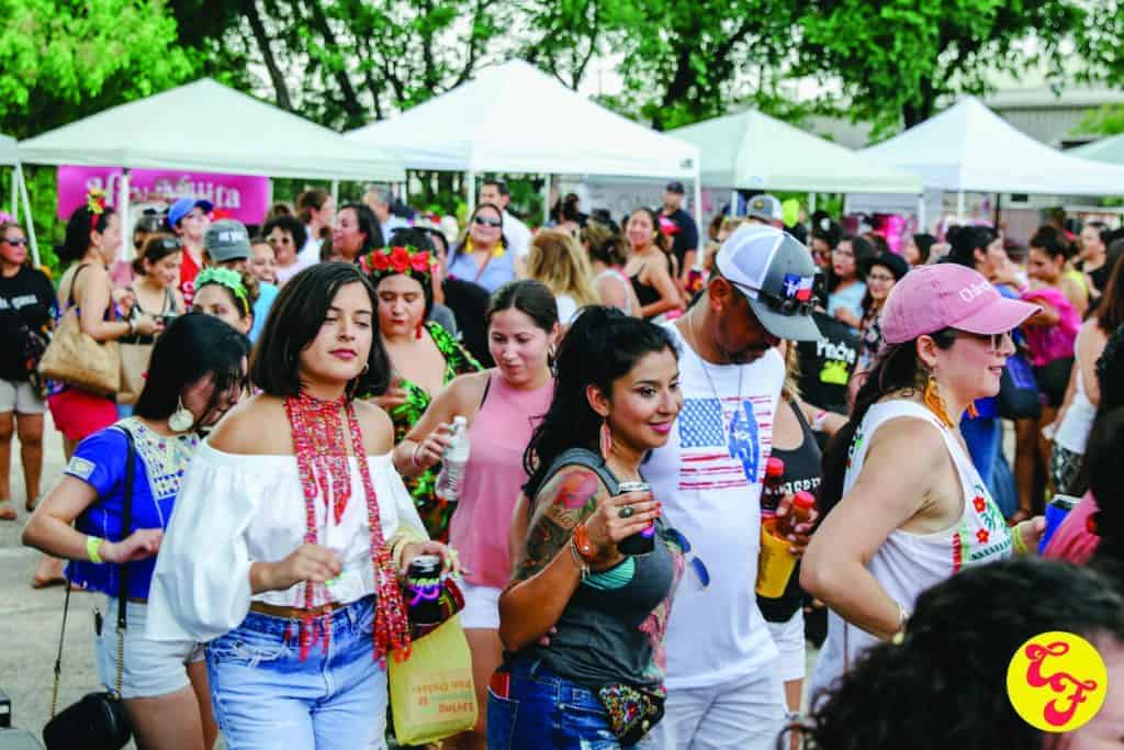 Chingona Fest Texas.