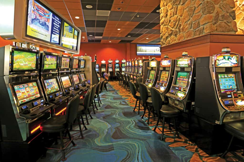 Seven Clans Casino in Warroad.