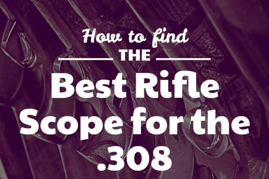 Best Rifle Scope for the .308