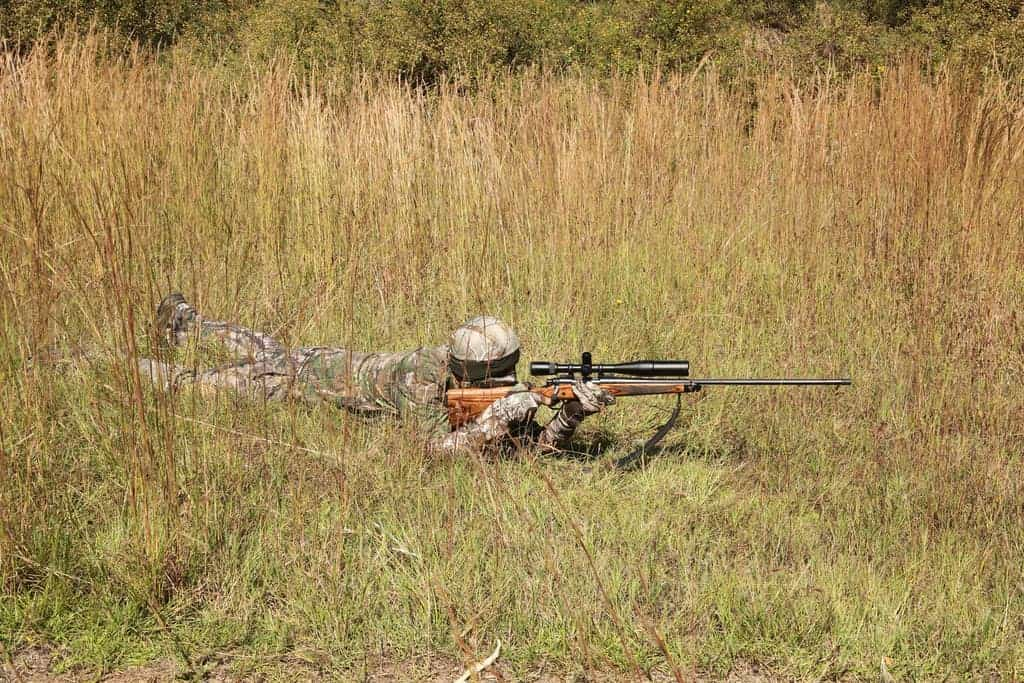 Finding the Best Hunting scope for under 500
