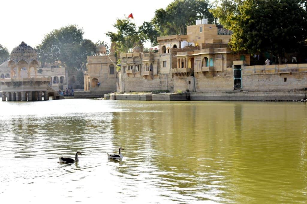 TTV Gadisar Lake
