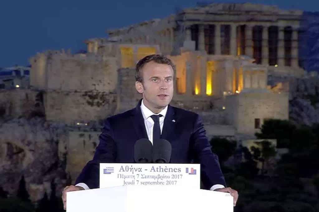 """COVID-19 Record of infections in France, Macron: """"I don't exclude a new lockdown"""""""
