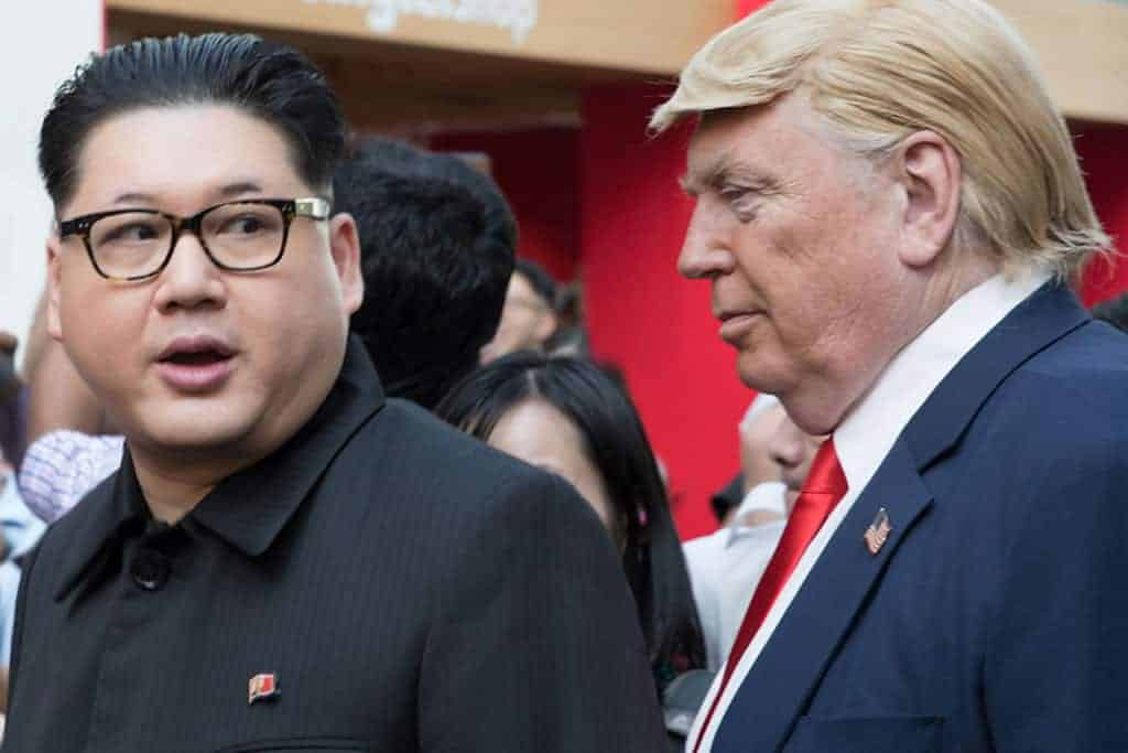 Trump and Kim's nuclear relationship of friendship, love and distrust