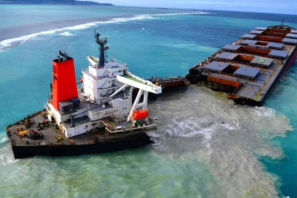 Japan decides to investigate Wakashio Oil Spill