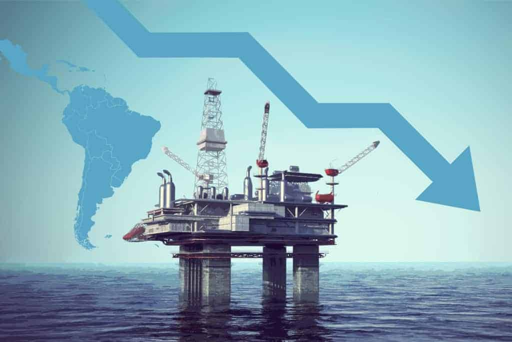 A new report explains how South America improves oil production costs
