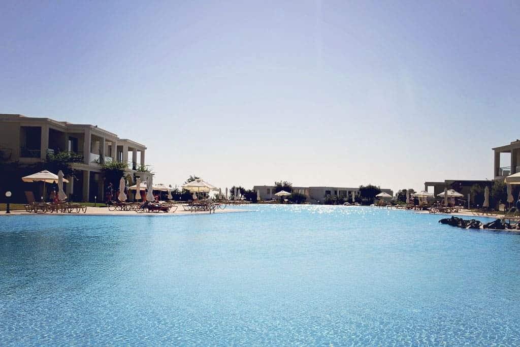 Levante Beach Resort Mark Warner Rhodes