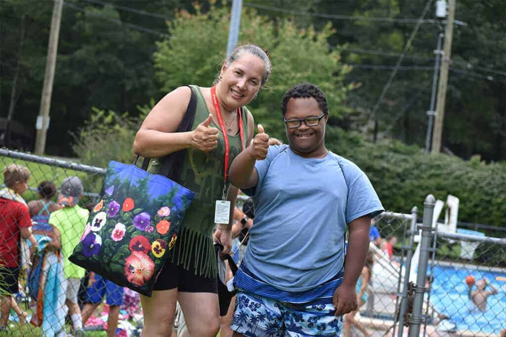 Special Needs at camp