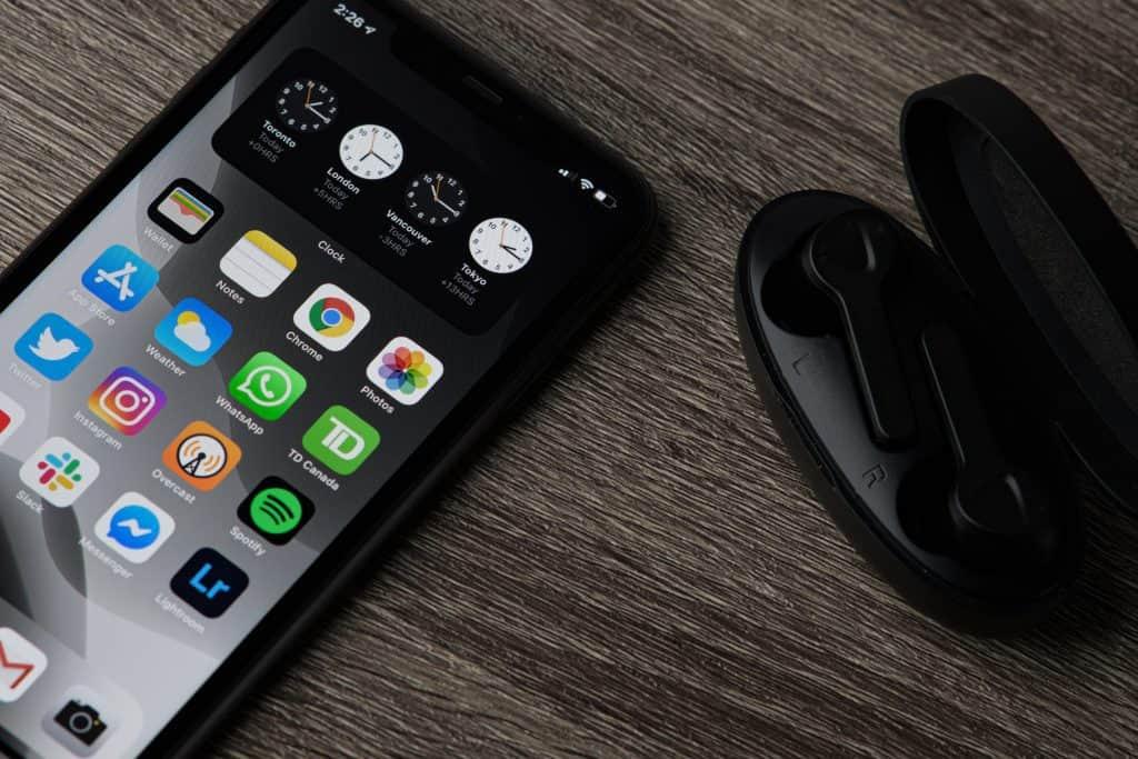 iPhone 11 mobiele telefoon