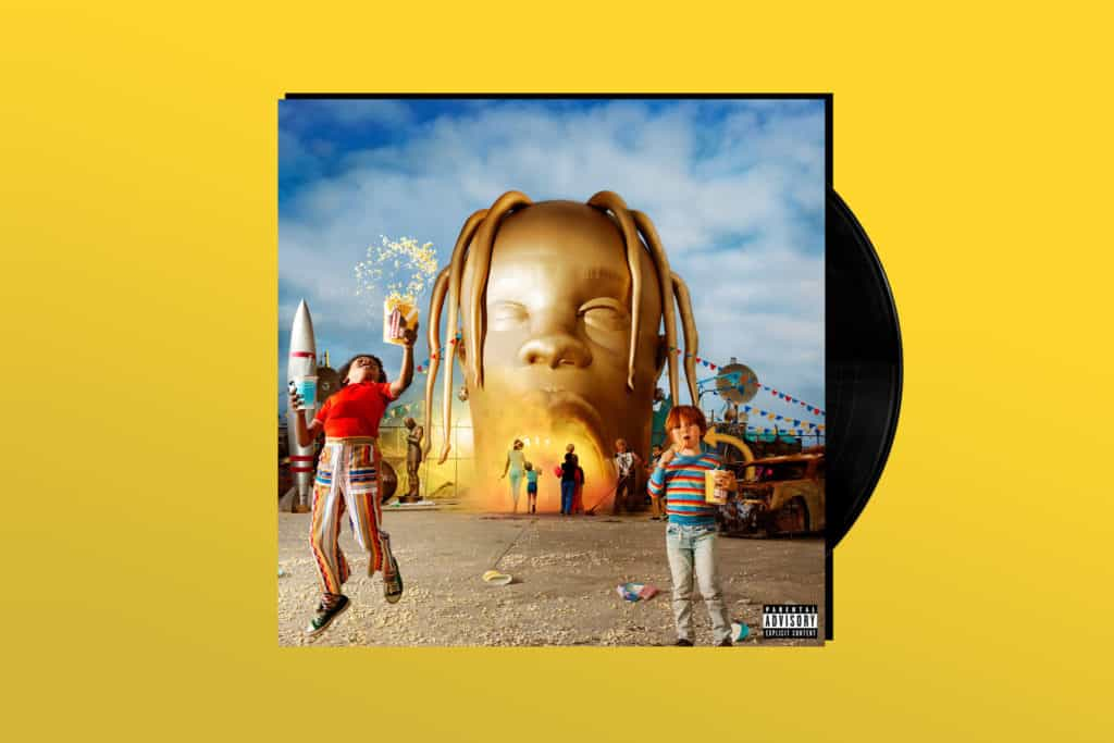 ALBUM REVIEW: Travis Scott's 'Astroworld' is One Hell of a Ride