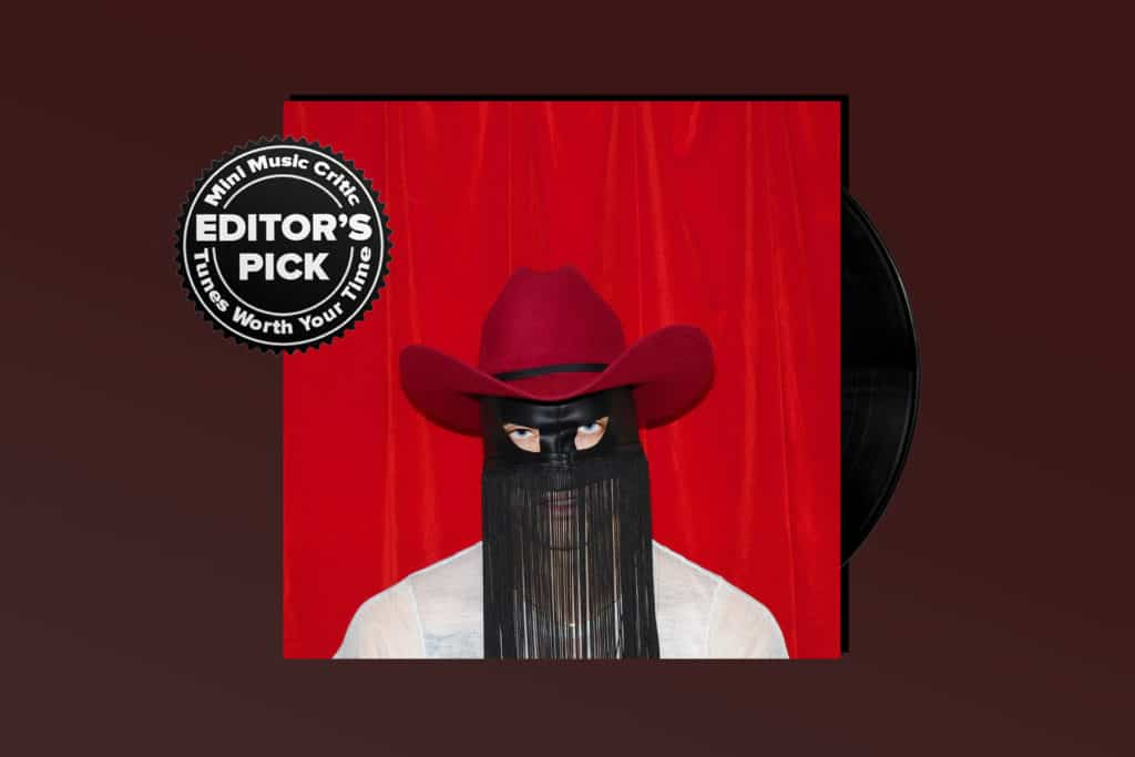 "ALBUM REVIEW: Masked ""Country Star"" Orville Peck is Rides Into Town on 'Pony'"