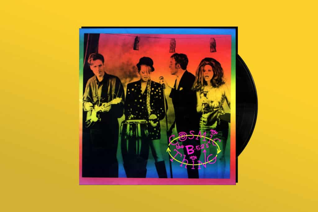 The B-52's Announce 'Cosmic Thing' Expanded Edition
