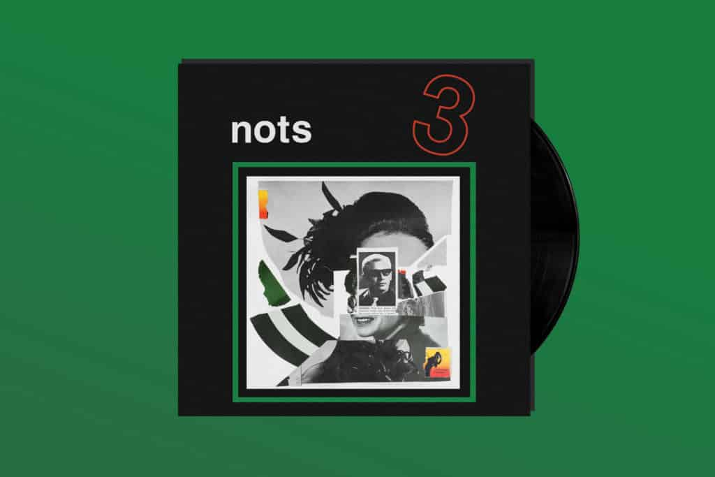 ALBUM REVIEW: Nots' '3' Is Paint-By-Numbers Post-Punk