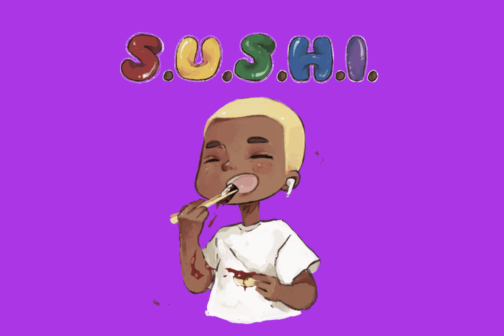 "S.U.S.H.I EP 006: ""Hoes Mad x24"""