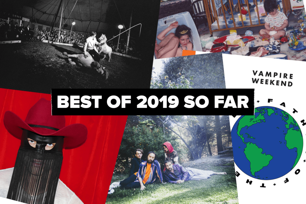 My 5 Favorite Indie Albums of 2019 (So Far)