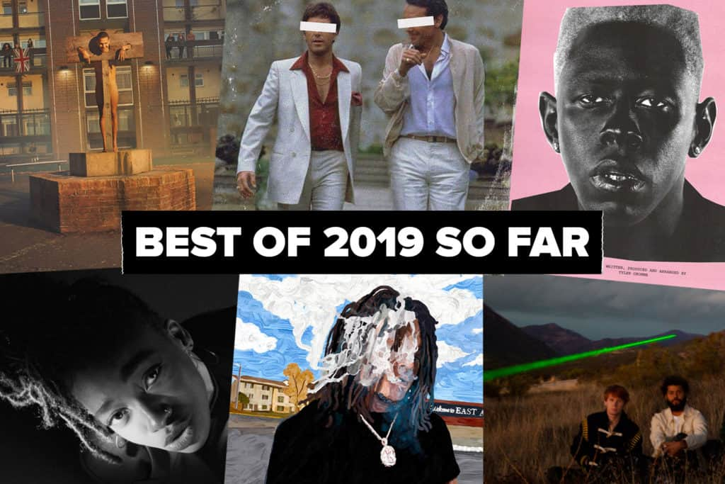 Dev Del Molino's Top 6 Hip-Hop Albums of 2019 So Far