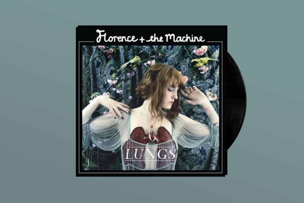 Kiefer's Music Mondays: Florence + The Machine's 'Lungs'