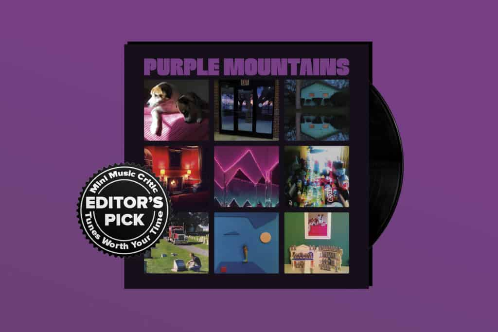 ALBUM REVIEW: David Berman's Return As 'Purple Mountains' Is Marvelous