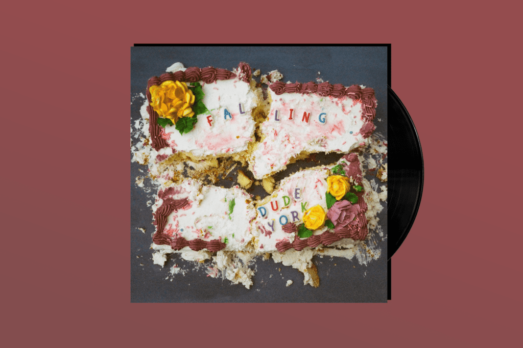 ALBUM REVIEW: Dude York Switches It Up on 'Falling'