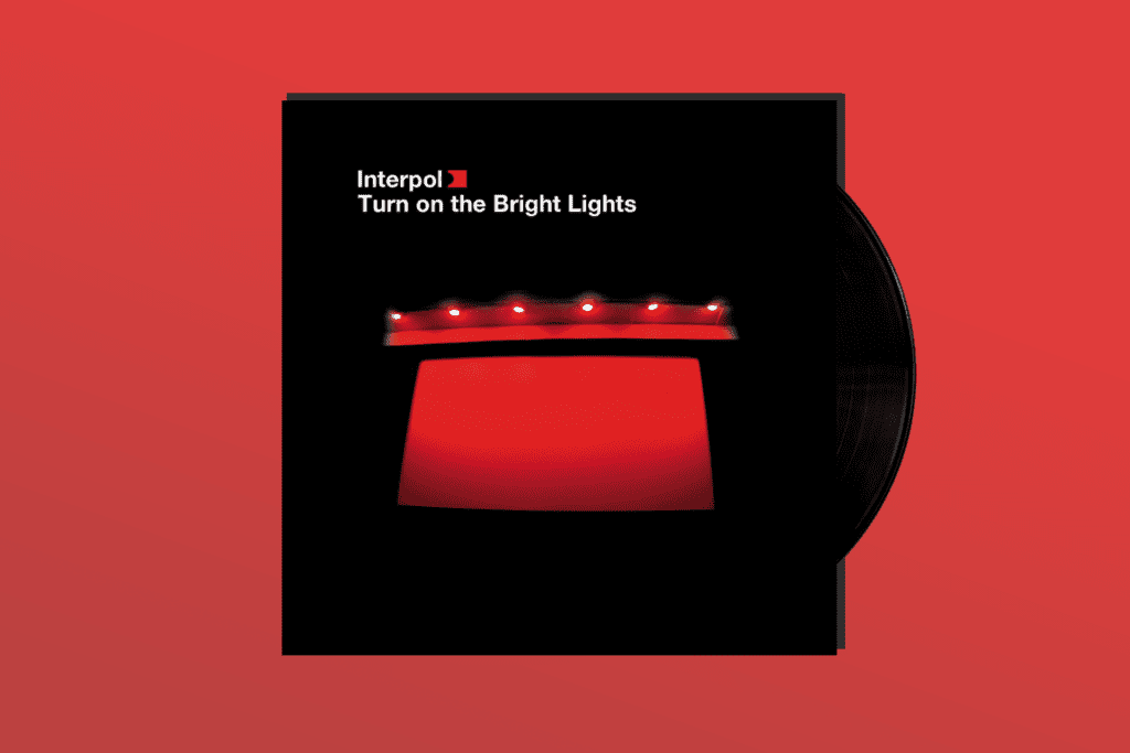 Kiefer's Music Mondays: Interpol's 'Turn On The Bright Lights'