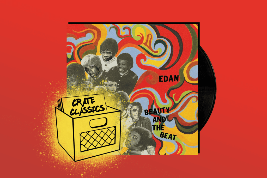 ALBUM OPERATOR'S CRATE CLASSICS: Edan's 'Beaty and the Beat'