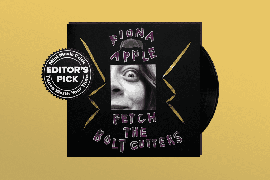 ALBUM REVIEW: Fiona Apple's 'Fetch The Bolt Cutters' is Infinite