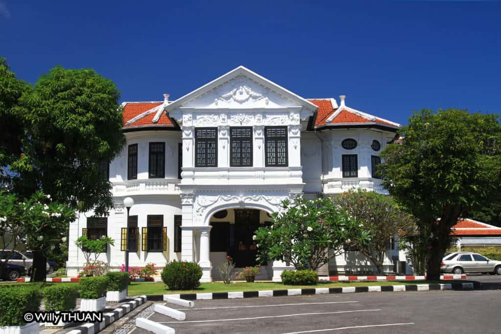 Thai Airways office in Phuket town
