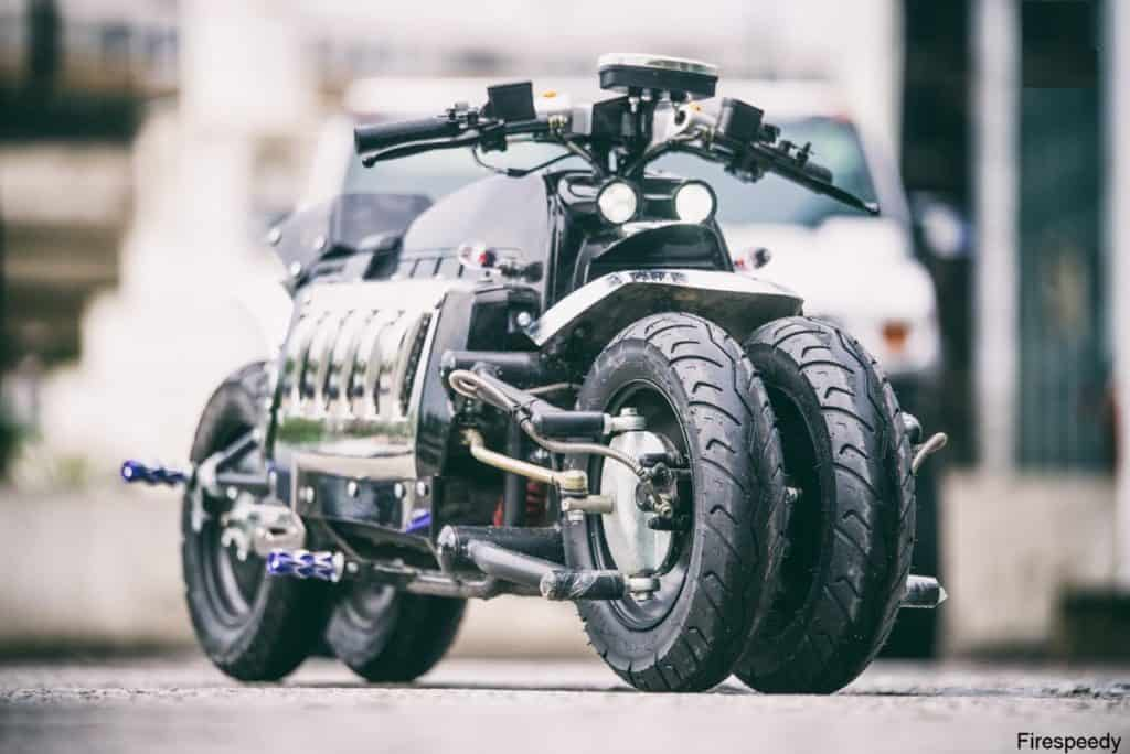 Dodge Tomahawk | Fastest bike in the world