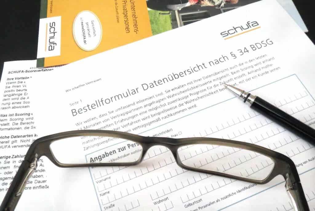 Schufa Selbstauskunft nach §34 BDSG. Erfahre in diesem Artikel wie du eine SCHUFA Auskunft kostenlos erhältst