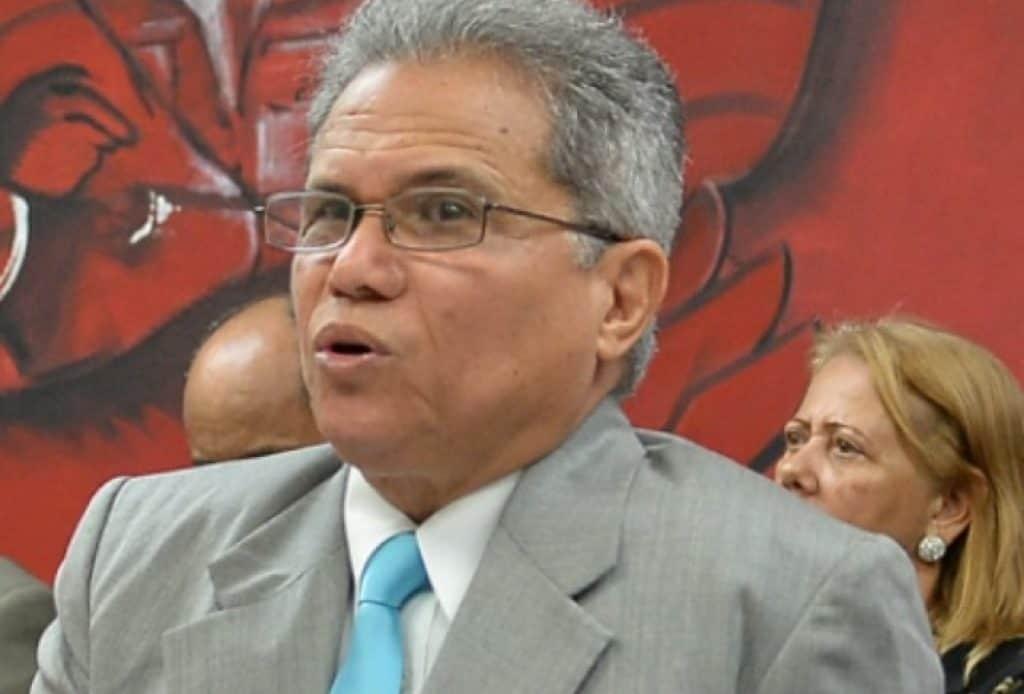 Waldo Ariel Suero, presidente del CMD
