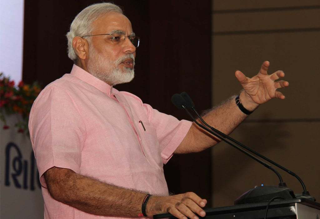 PM Modi Launches Three Missions: Housing For All, Smart Cities And AMRUT