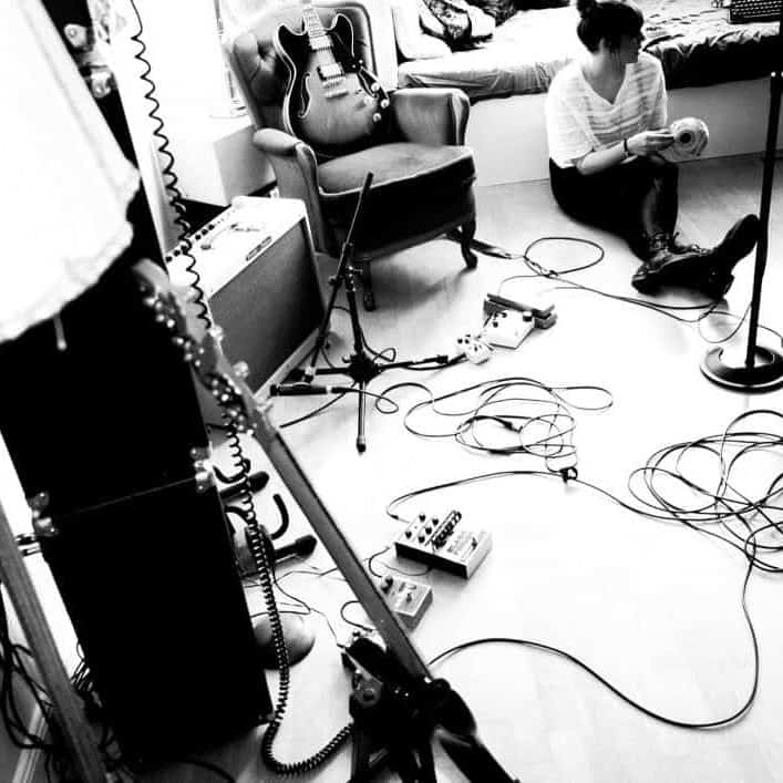 The Wooden Box - Rehearsal Session - Studio