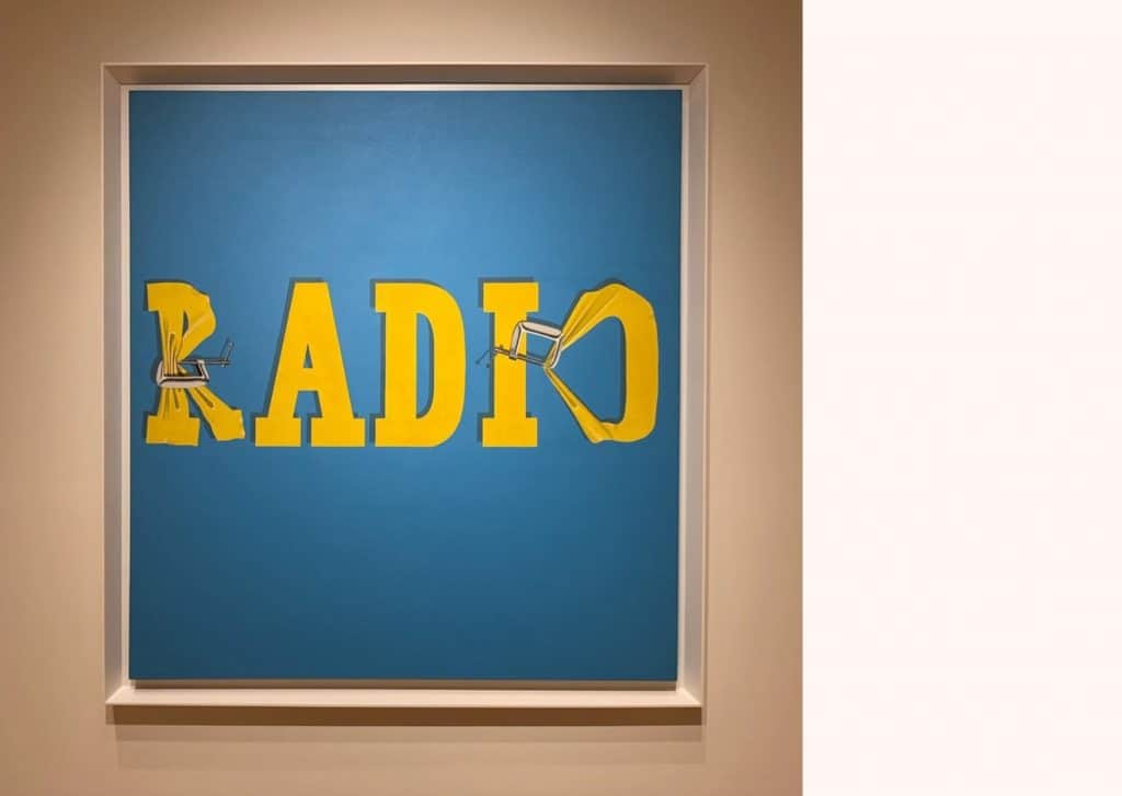 most expensive paintings, Ruscha