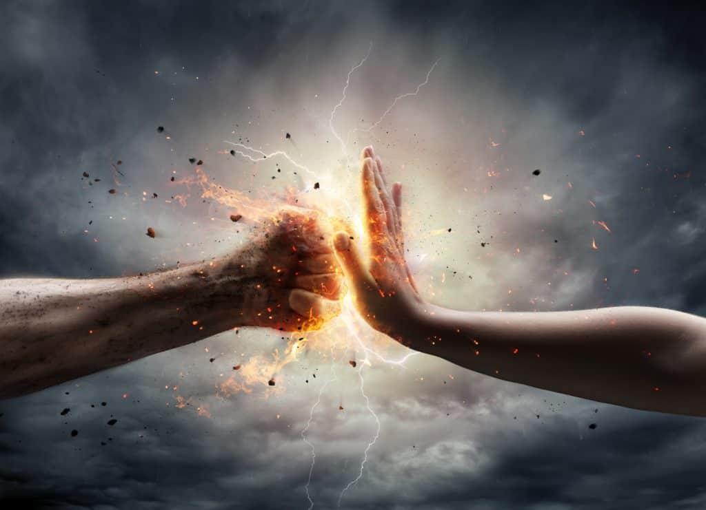 Self-Defense with Situational Awareness