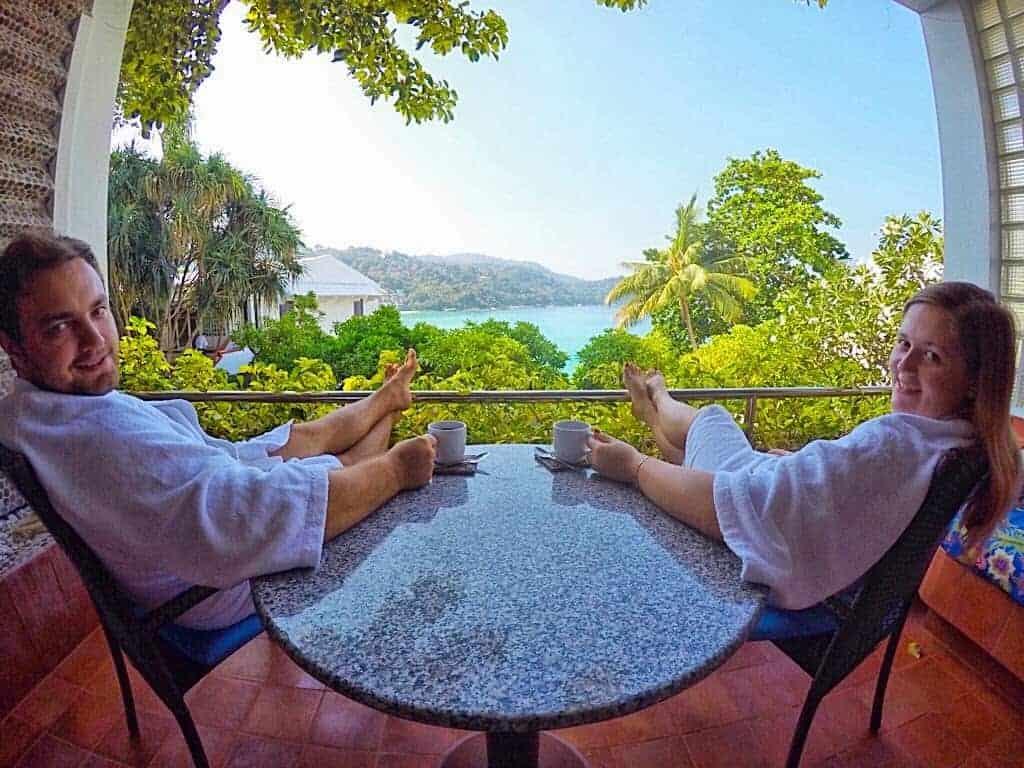 Mom Tri's villa royale best hotel Phuket