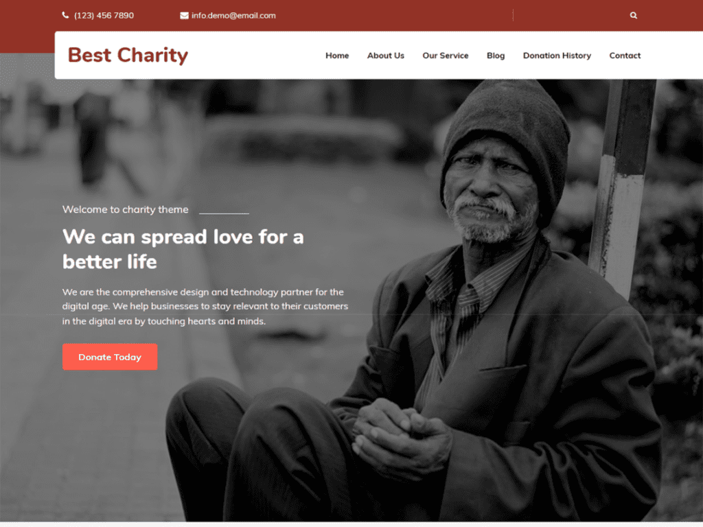 Best Charity