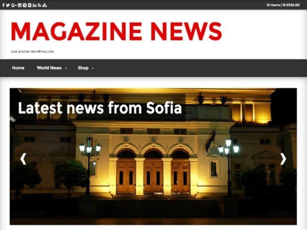 magazine news