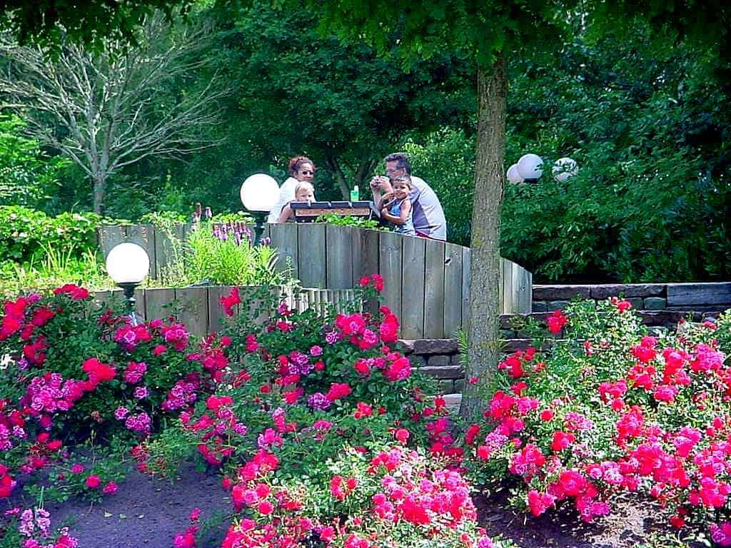 Midgetgolfbaan Tuin Drentheland