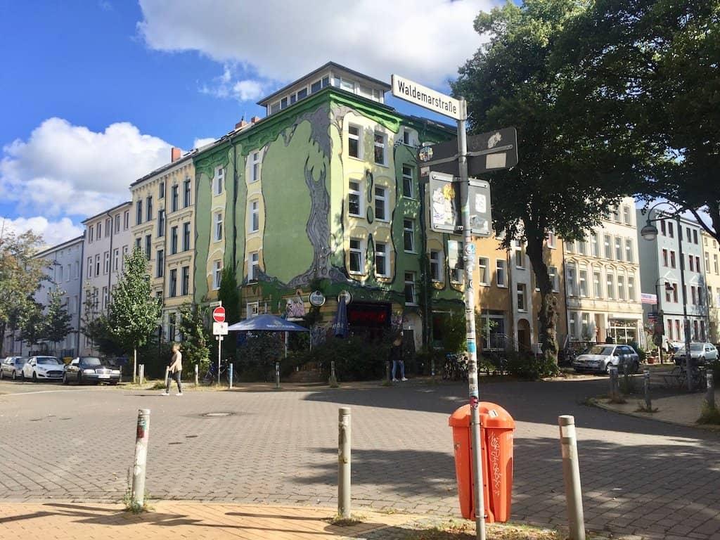 Tipps für Rostock: Kröpeliner-Tor-Vorstadt (KTV)
