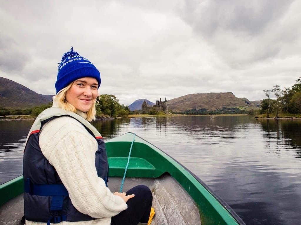 Leben in Schottland: Bootfahren in Argyllshire