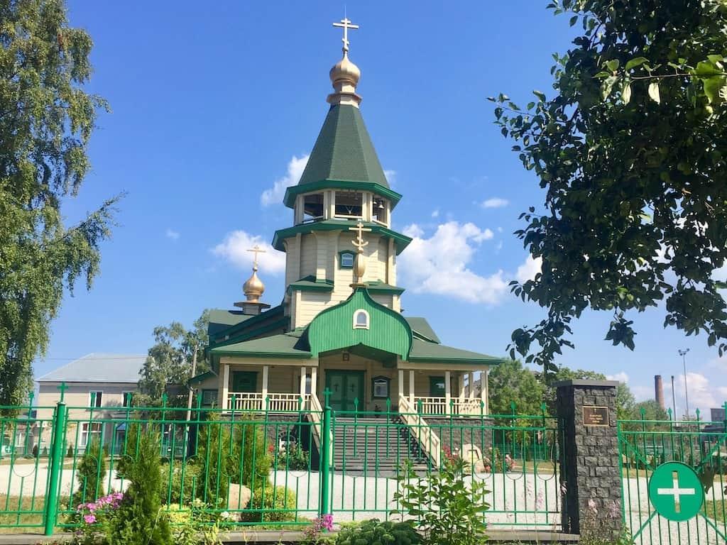 Paldiski Orthodoxe Kirche